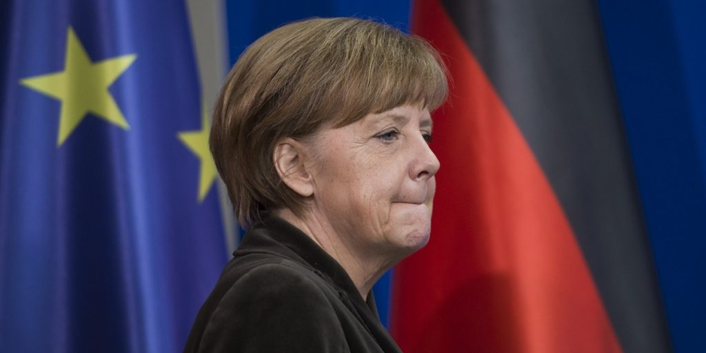 Angela Merkel To Discuss Russian Sanctions In Budapest post's picture