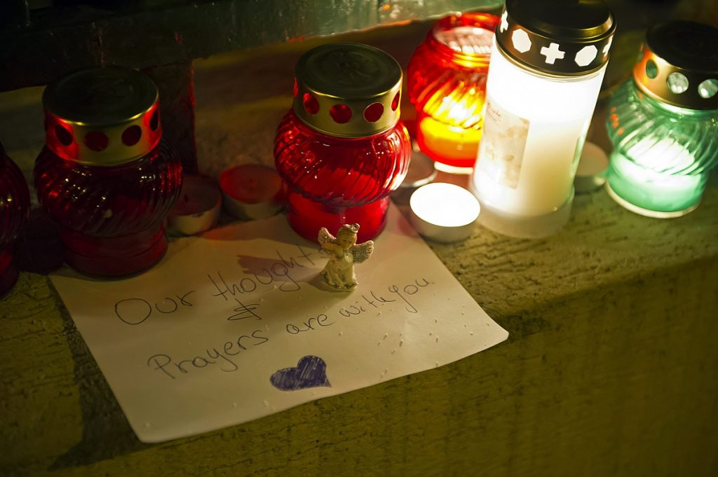 Hungary Grieves With France The Victims Of Paris Tragedy post's picture