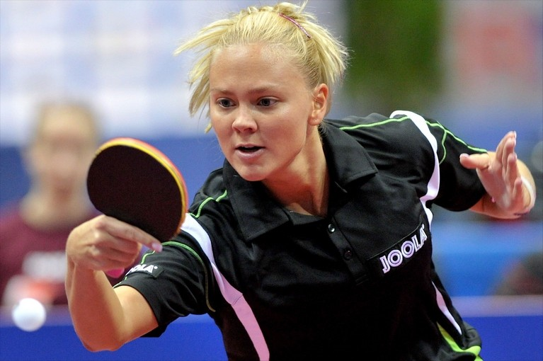 Table Tennis: Georgina Póta Progresses To 14th Place On World Rankings post's picture