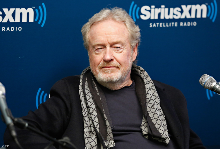 Sir Ridley Scott To Give Free Lecture In Budapest post's picture