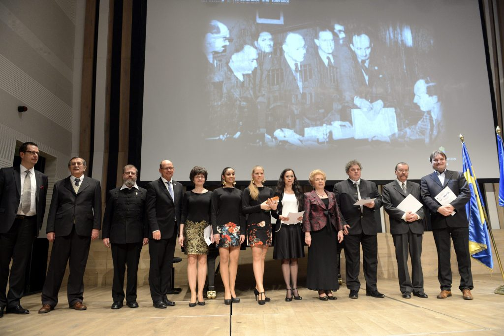 """""""Raoul Wallenberg – Making a Difference"""": Commemoration Held In Memory Of Hero Swedish Diplomat post's picture"""