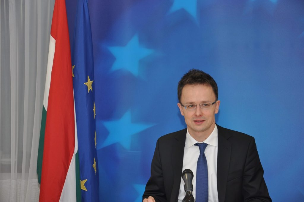 Foreign Minister: Central Europe's Energy Safety Is European Responsibility post's picture