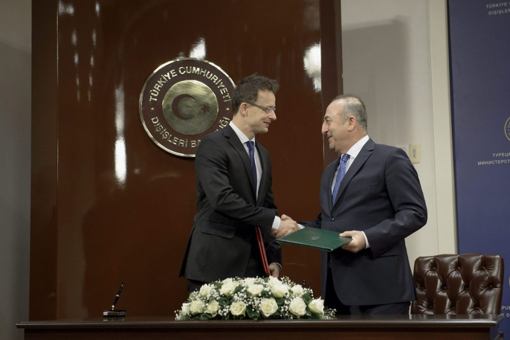 Hungary And Turkey To Expand Cooperation On Energy Security post's picture