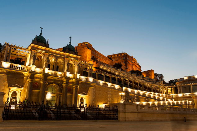 Várkert Bazár: Budapest's Stunning World Heritage Site Hosts OECD Symposium post's picture