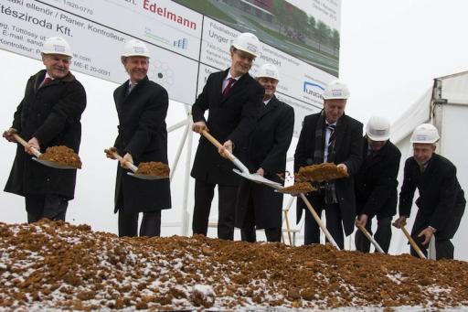 """Hungarian Model"" Working, Szijjártó Says At Cornerstone Ceremony Of New German Investment post's picture"