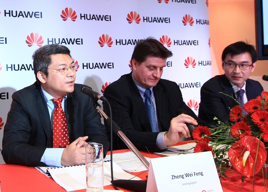 Tech Giant Huawei To Spend €33M On Network Expansion In Hungary post's picture