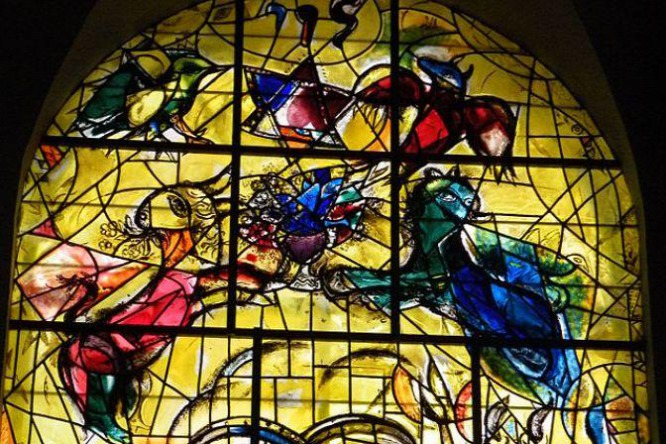 Pécs To Host Large-Scale Chagall Exhibition post's picture