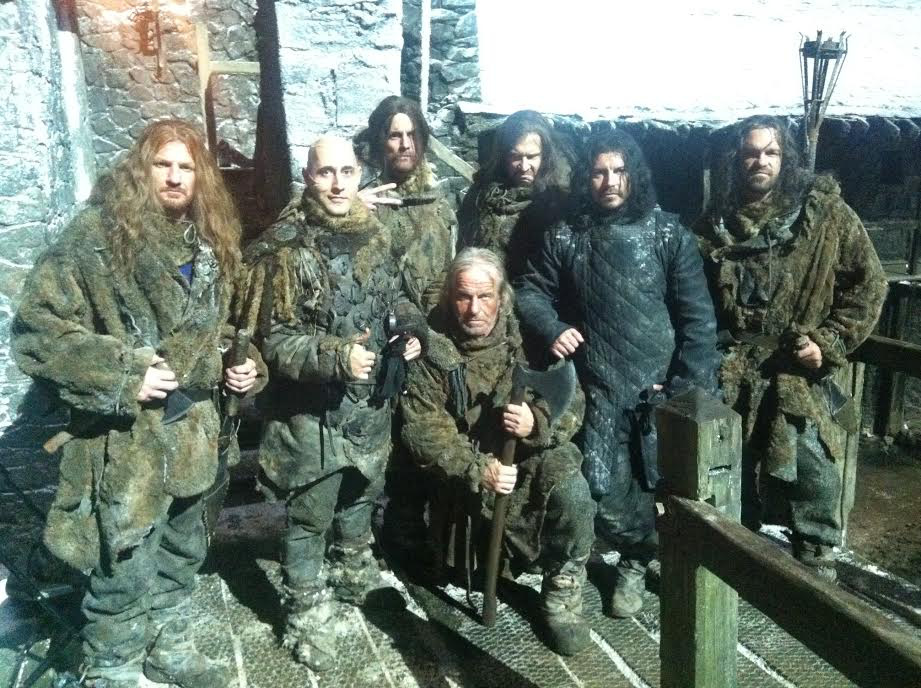 Hungarian Game Of Thrones Stuntmen Receive SAG Award post's picture