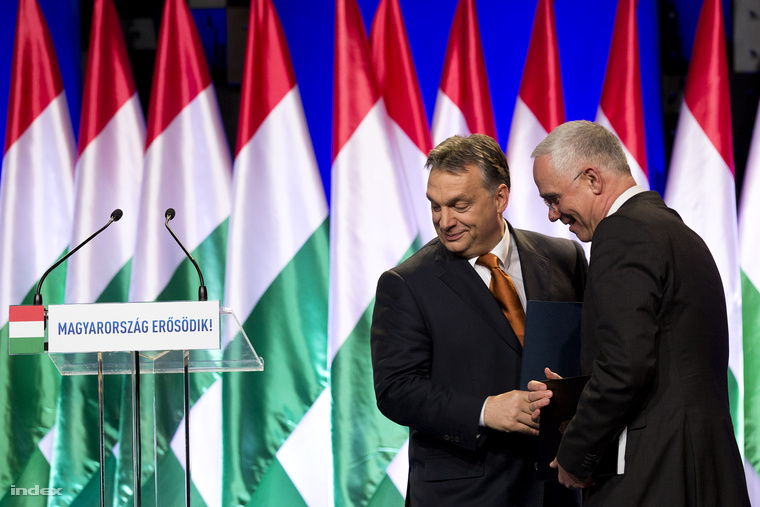 State Of The Nation Speech: PM Orbán Praises Hard Work And Attacks Political Correctness post's picture