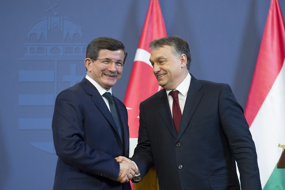 Gallery – Turkish PM And Ministers On Official Visit To Hungary post's picture