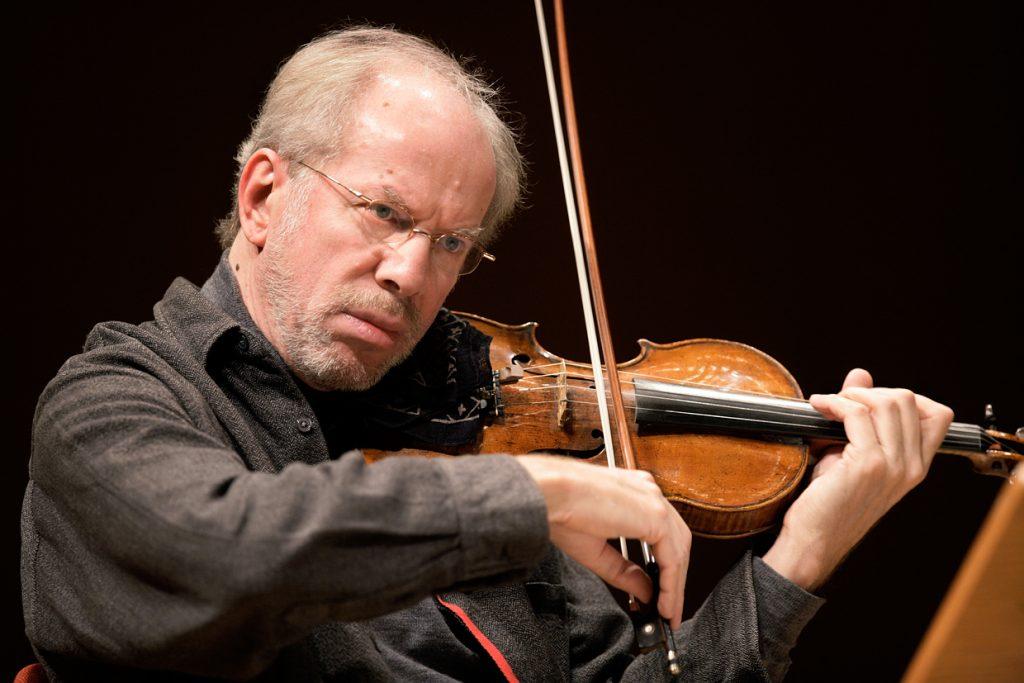 Legendary Violinist Gidon Kremer Revisits Budapest post's picture
