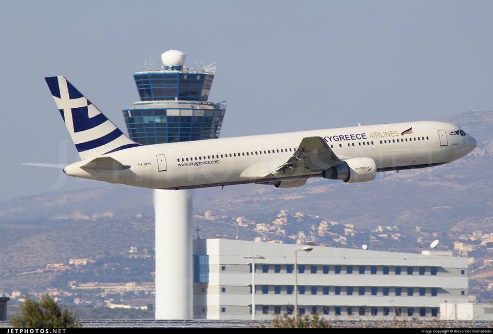 Greek Airline SkyGreece To Launch Budapest-Toronto Passenger Flight post's picture