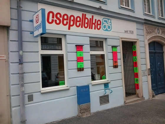 Hungarian Bicycle Manufacturer Csepel Opens Store In Vienna post's picture