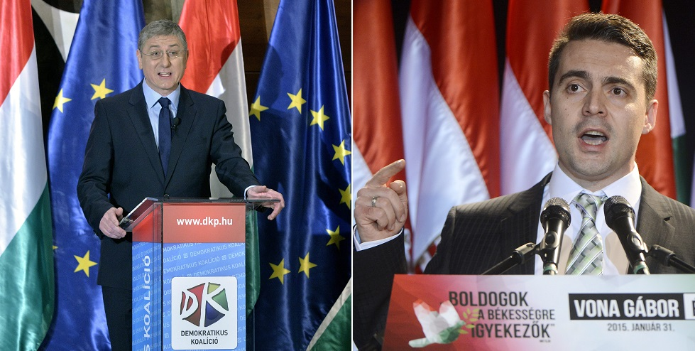 Annual Speeches: Opposition Leaders Envision Radically Different Future For Hungary post's picture