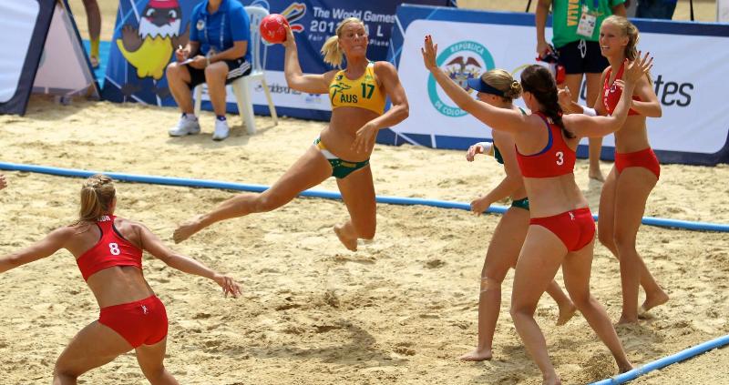Hungary To Host 2016 Beach Handball World Championship post's picture