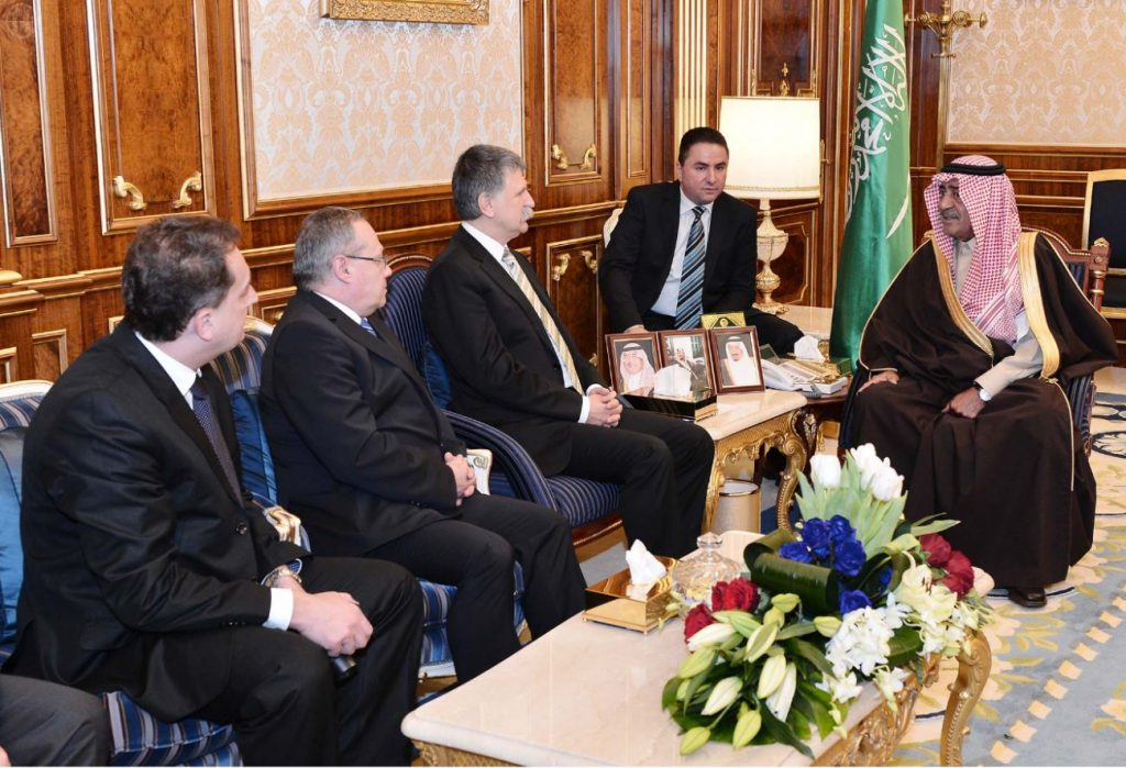 East And West – Hungary's Speaker Holds Talks In Riyadh, Saudi Arabia post's picture