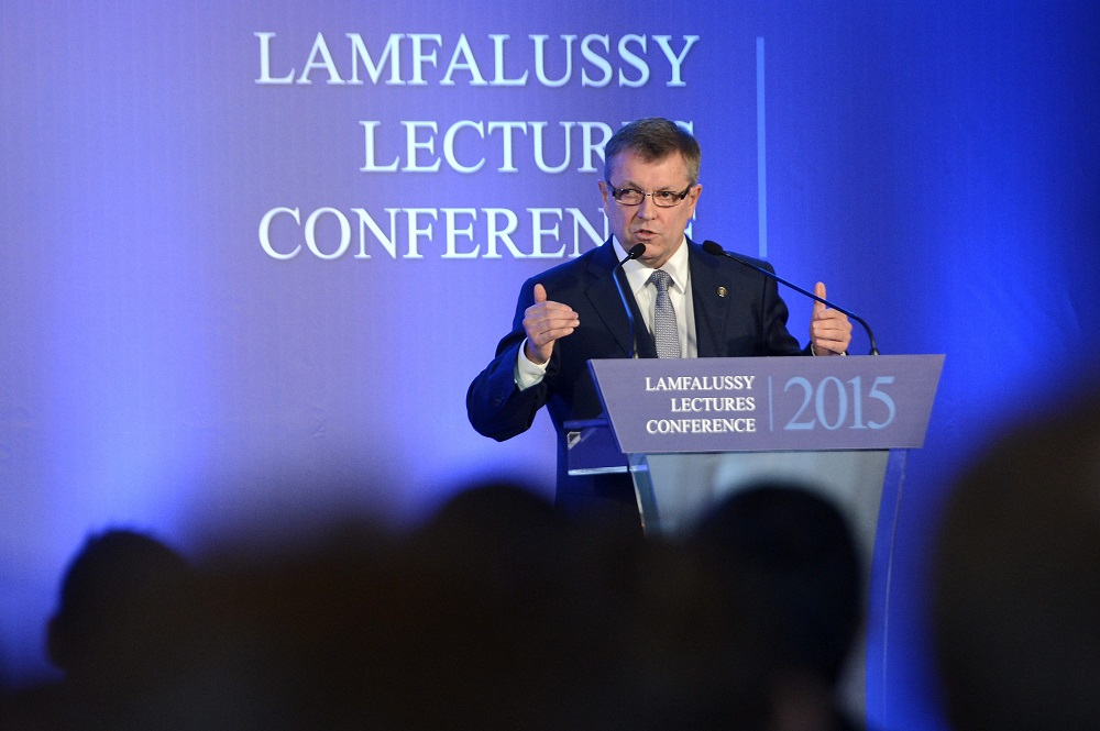 Lámfalussy Conference: Central Bank Governor Urges New Monetary Policy For Europe post's picture