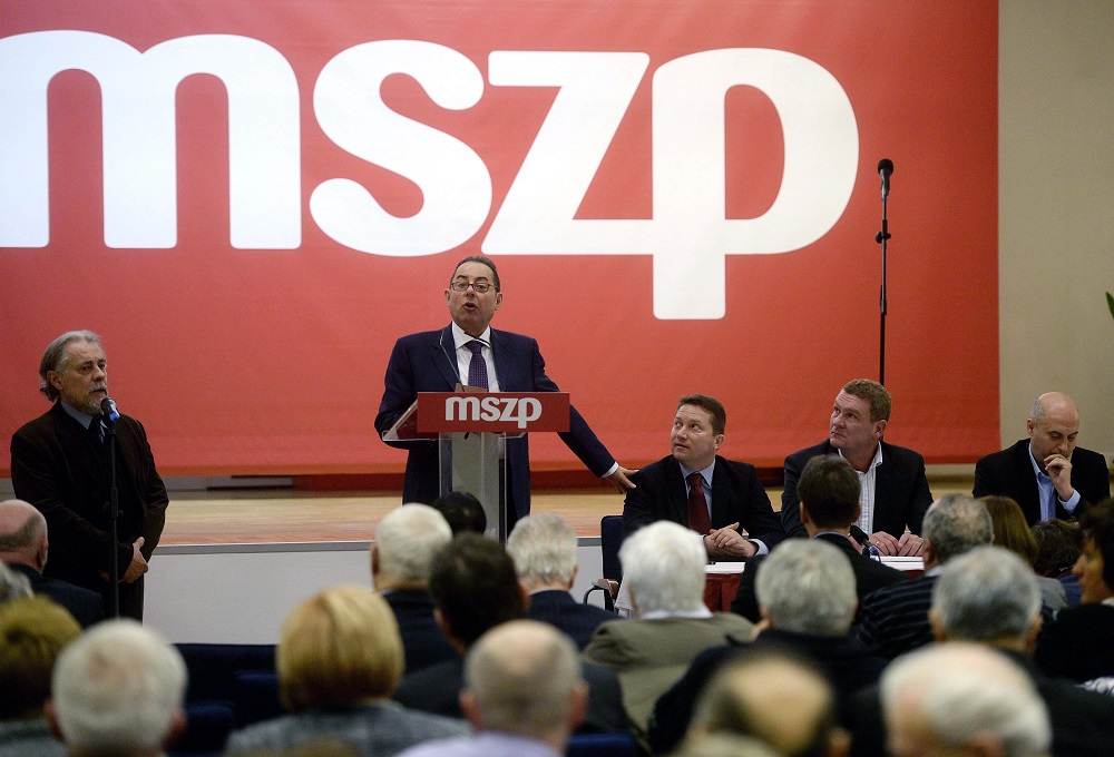 European Socialist Leader Slams Hungarian Government During Visit To Budapest post's picture