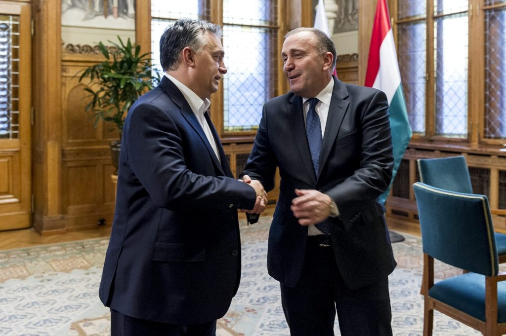 PM Orbán To Make Visit To Kiev Following Talks With Polish and Serbian Foreign Ministers post's picture