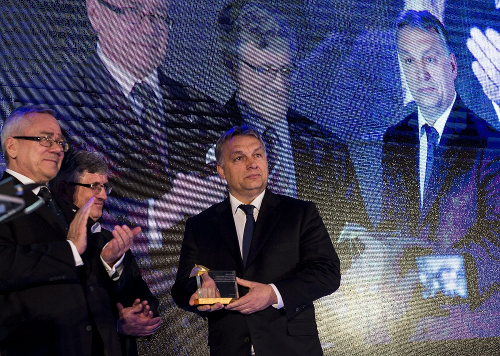 "Golden Umbrella Award: ""Hungary Black Sheep And Success Story"" post's picture"