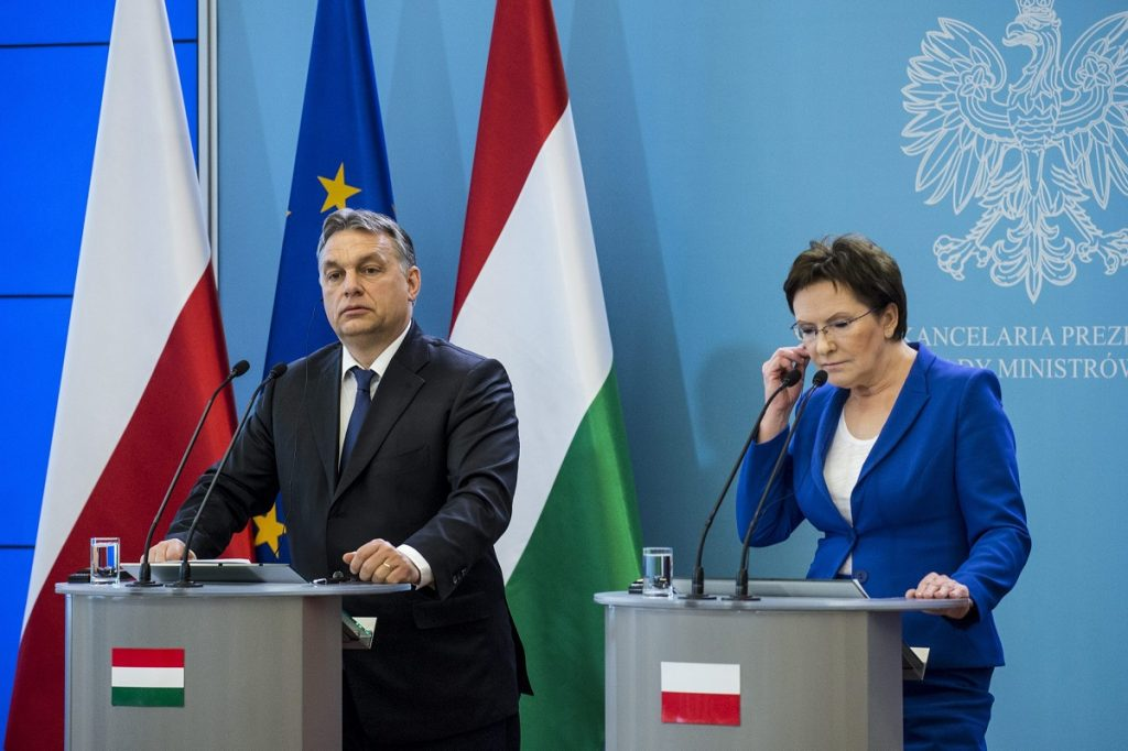 "Polish-Hungarian Relations Suffer Setback As Premiers Hold ""Difficult"" Talks In Warsaw post's picture"