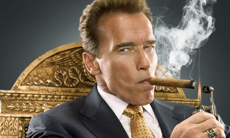 Hollywood Icon Arnold Schwarzenegger To Give Lecture In Budapest post's picture