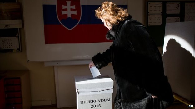 Referendum In Slovakia: Christian Democrats Welcome The Result As Well As Liberals post's picture