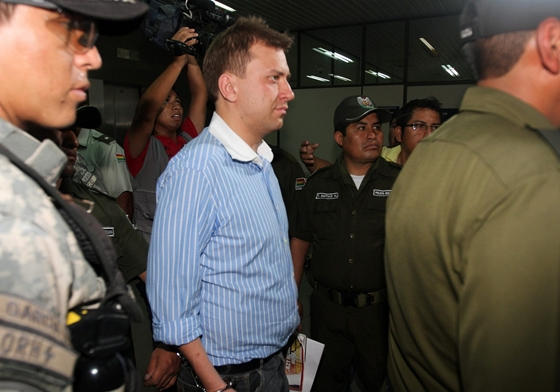 Hungarian Man Illegally Imprisoned In Bolivia Could Return Home After Six Years post's picture
