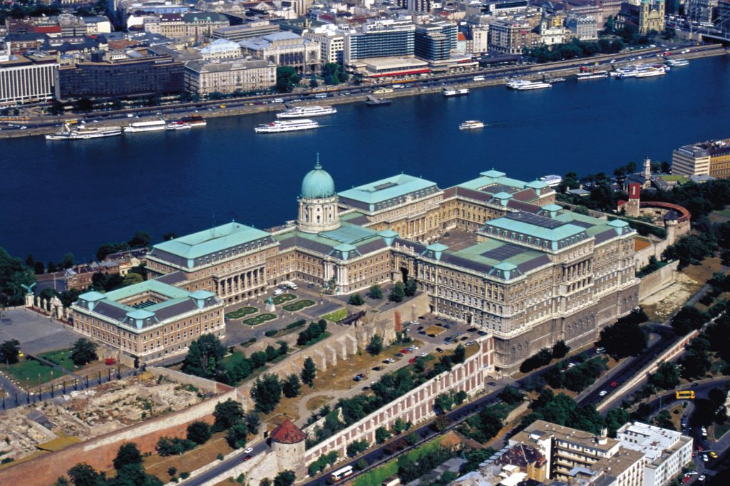 Government To Spend HUF 7.9bn On Buda Castle Reconstruction This Year post's picture