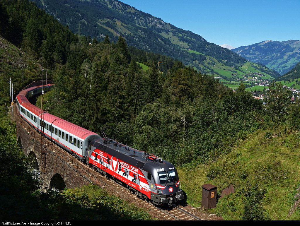 EUR 173million Plan To Develop Rail Links Between Austria And Hungary post's picture