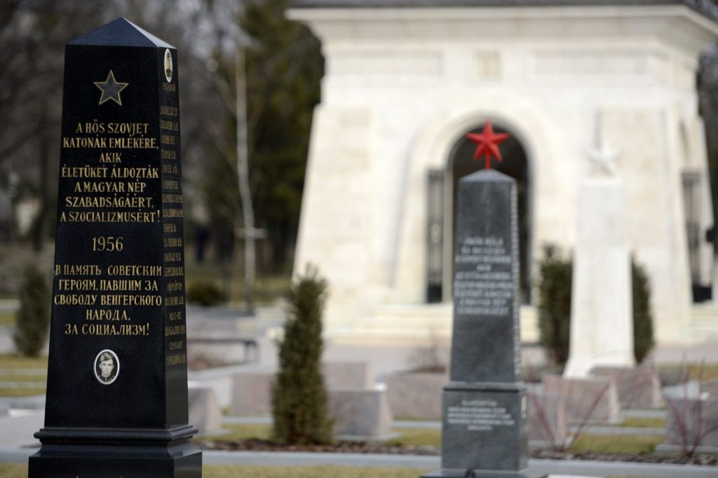 Soviet Memorial: Hungary Asks Russia To Change Unconstitutional Inscriptions post's picture
