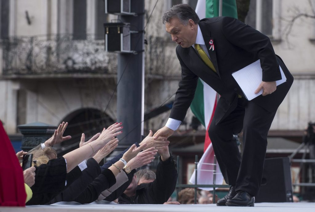 "PM Orbán's Speech On 15 March: ""The Struggle For Sovereignty Never Ends"" post's picture"