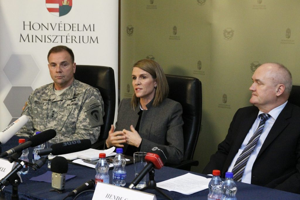 U.S. Urges Hungary To Join Military Alliance Against ISIS post's picture