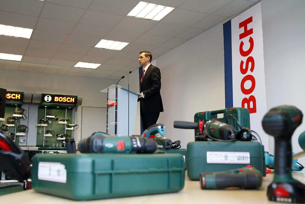 Bosch Launches Innovation Programme In Hungary post's picture