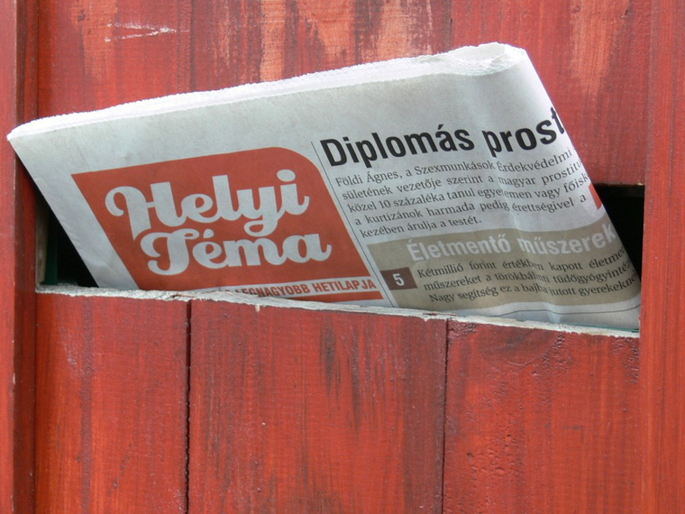 Hungary's Largest-Circulation Tabloid Weekly Goes Out Of Business post's picture