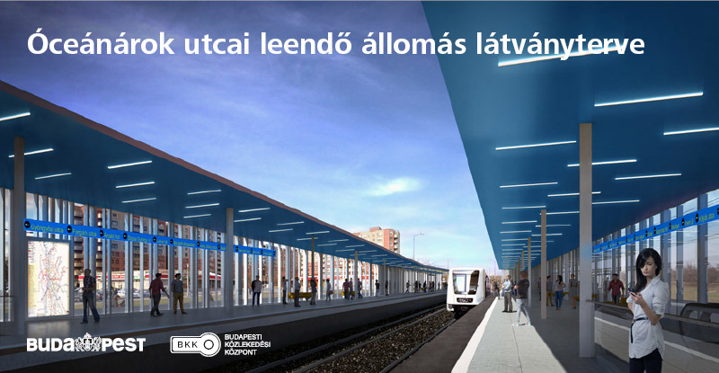 Winning Plans For Reconstruction Of Stations On Metro Line 3 Announced post's picture