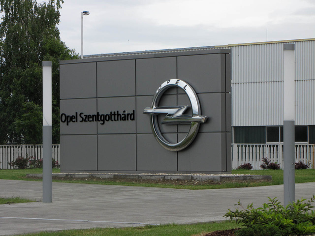 Carmaker OPEL To Expand Engine Production In Hungary post's picture