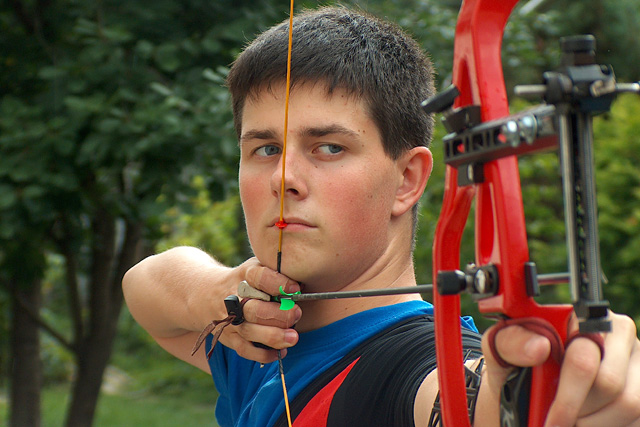 Archery: Hungarian Árpád Banda Comes Seventh At Indoor EC post's picture