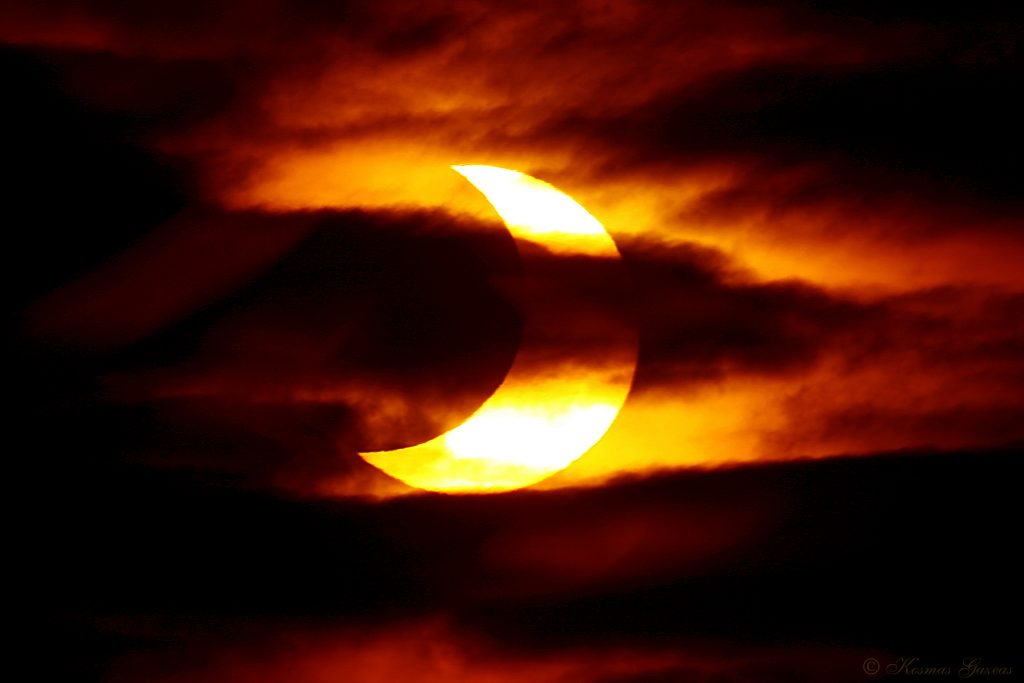 Partial Solar Eclipse Visible From Hungary On 20 March post's picture