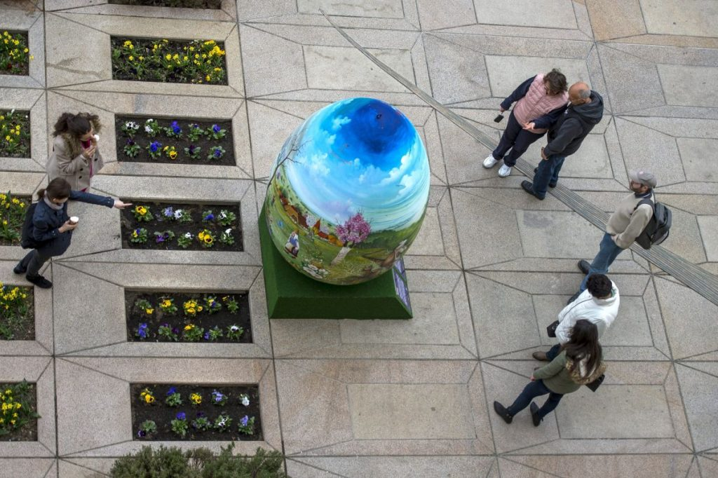 Giant Croatian Easter Egg Exhibited In Pécs post's picture