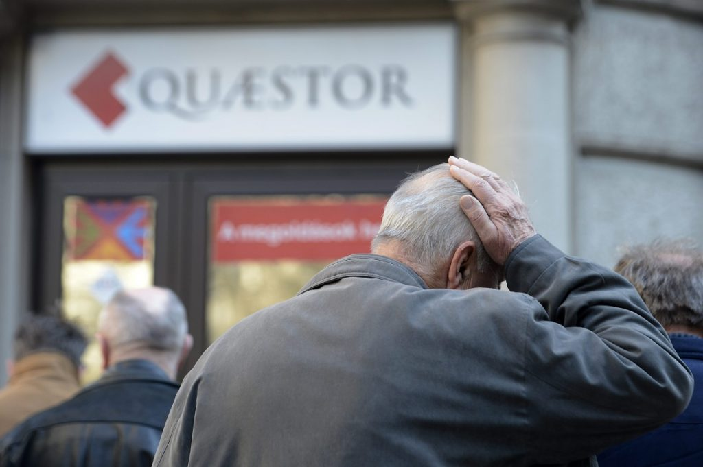 Hungary's Brokerage Saga Continues As Central Bank Partially Suspends Quaestor post's picture