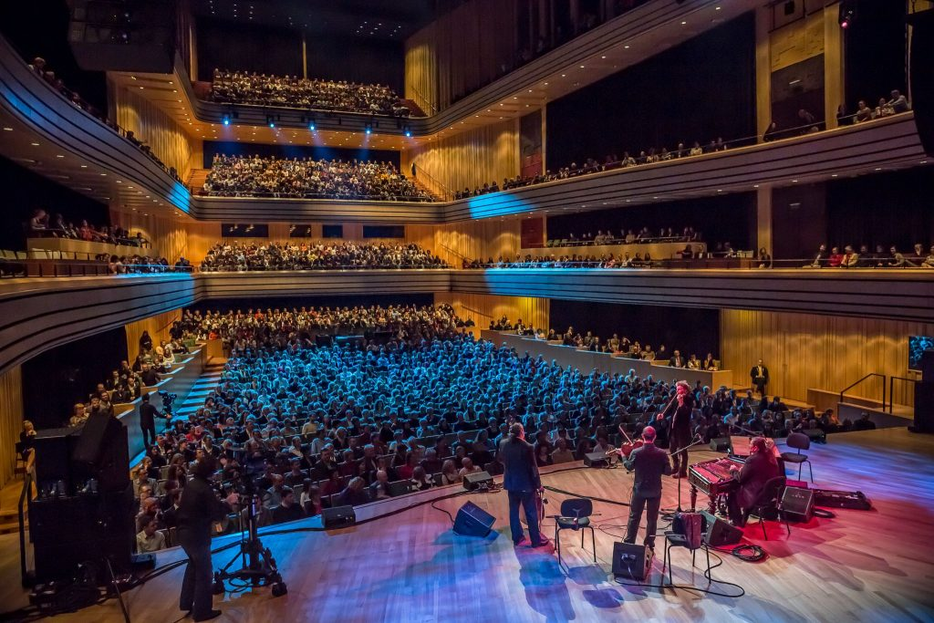 Budapest's Palace Of Arts Celebrates Ten Years post's picture