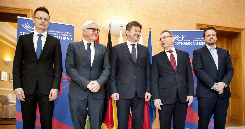 Hungarian Foreign Minister Hails Cooperation Between Visegrad Group And Germany post's picture