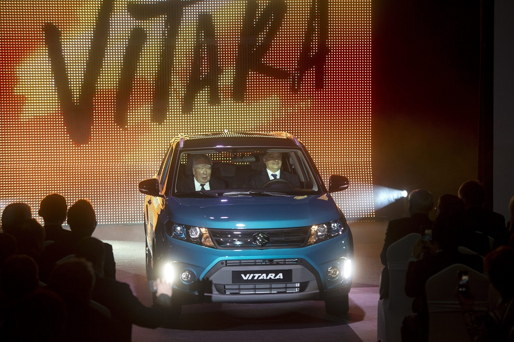 Suzuki's New VITARA Goes Into Production In Hungary post's picture