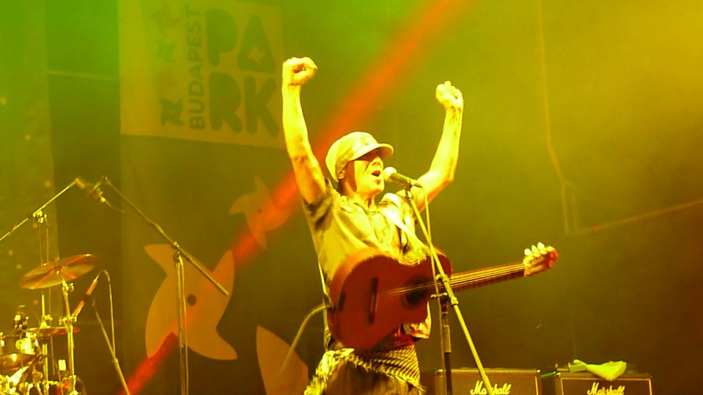 World-Famous Artist Manu Chao To Perform Live In Budapest post's picture