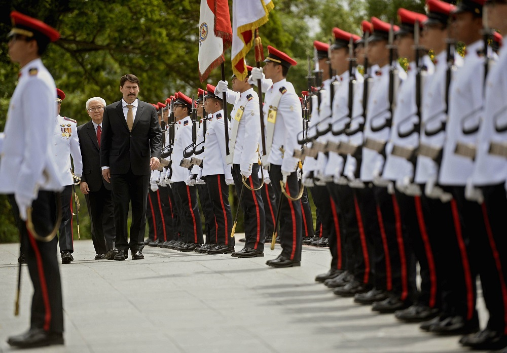 President Áder: Hungary Key Partner For Singapore In Central And Eastern Europe post's picture