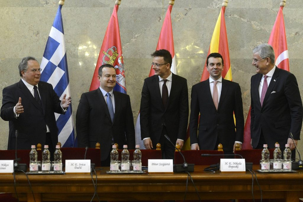 Hungary, Greece, Macedonia, Serbia And Turkey Sign Declaration On Energy Cooperation post's picture