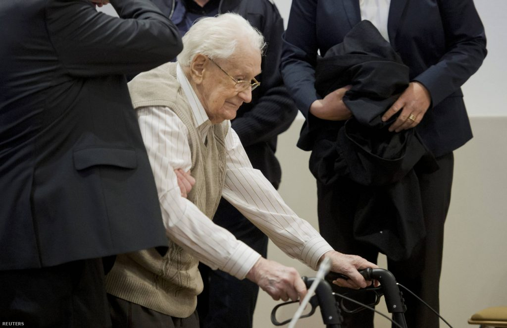 Hungarian Wittnesses To Testify In Court Case Against Former Auschwitz Guard post's picture