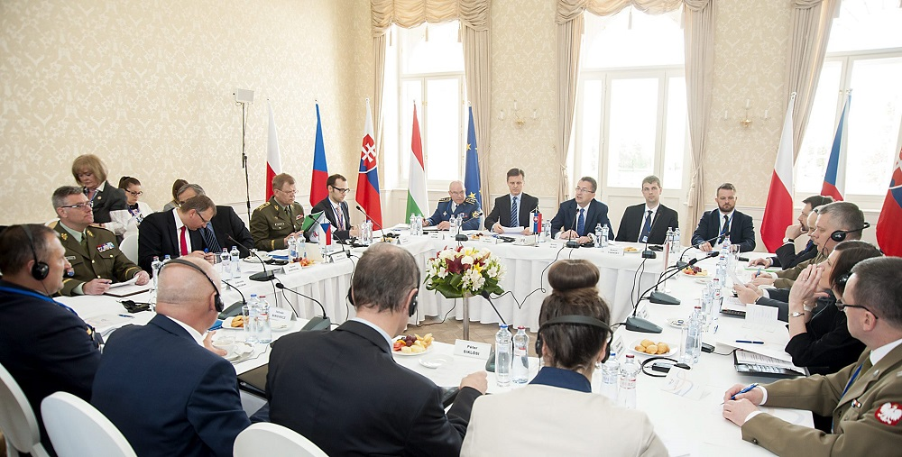 Visegrad Countries To Set Up Battle Group, Hungary Contributes 700 Troops post's picture