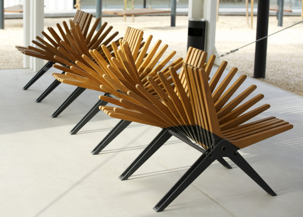 Hungarian Designer's Extraordinary Street Furniture Becomes Huge Hit In Dubai post's picture